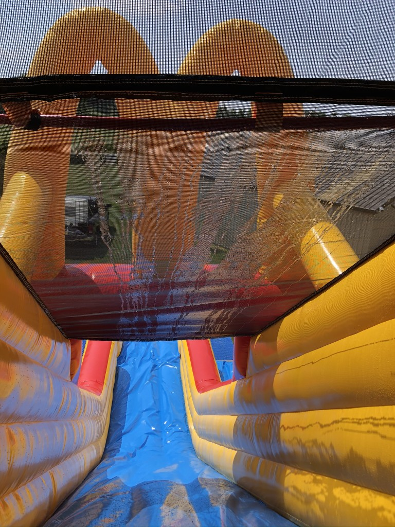 Mc water slide 2